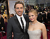 Dax Shepard and Kristen Bell<br /> 86TH OSCARS<br /> The Annual Academy Awards at the Dolby Theatre, Hollywood, Los Angeles<br /> Mandatory Photo Credit: &copy;Dias/Newspix International<br /> <br /> **ALL FEES PAYABLE TO: &quot;NEWSPIX INTERNATIONAL&quot;**<br /> <br /> PHOTO CREDIT MANDATORY!!: NEWSPIX INTERNATIONAL(Failure to credit will incur a surcharge of 100% of reproduction fees)<br /> <br /> IMMEDIATE CONFIRMATION OF USAGE REQUIRED:<br /> Newspix International, 31 Chinnery Hill, Bishop's Stortford, ENGLAND CM23 3PS<br /> Tel:+441279 324672  ; Fax: +441279656877<br /> Mobile:  0777568 1153<br /> e-mail: info@newspixinternational.co.uk