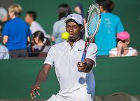 Wimbledon 2017, Danny Thomas (USA)