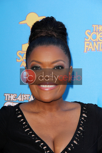 Yvette Nicole Brown<br />