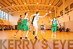 Mounthawk v Rathangan, Kildare at Mounthawk on Thursday, in the Schools All Ireland Basketball Semi Finals.