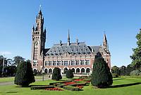Nederland Den Haag 2015 09 27. Het Vredespaleis in Den Haag