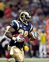 Football: St. Louis Rams vs Washington Redskins