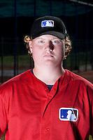 Baseball - MLB European Academy - Tirrenia (Italy) - 20/08/2009 - Marius Jellonneck (Germany)