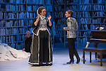UMASS Production of Hedda Gabler
