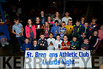 At Banna Beach Hotel St Brendan AC Club held their annual medals awards on Saturday