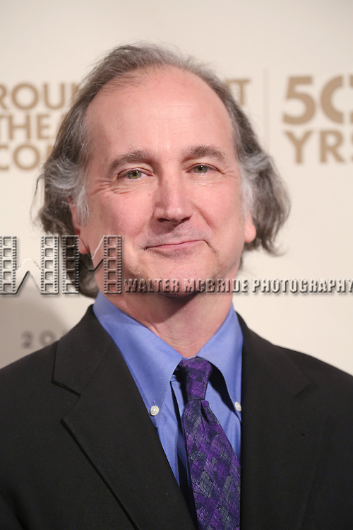 Mark Linn-Baker attends the Roundabout Theatre Company's  50th Anniversary Gala at The Waldorf-Astoria on February 29, 2016 in New York City.