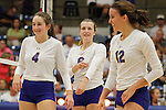 Boswell plays Aledo in district 6-5A volleyball in Fort Wort on Tuesday, October 11, 2016. Aledo won 3-1.
