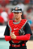 Erik Castro  - 2009 San Diego State Aztecs .Photo by:  Bill Mitchell/Four Seam Images