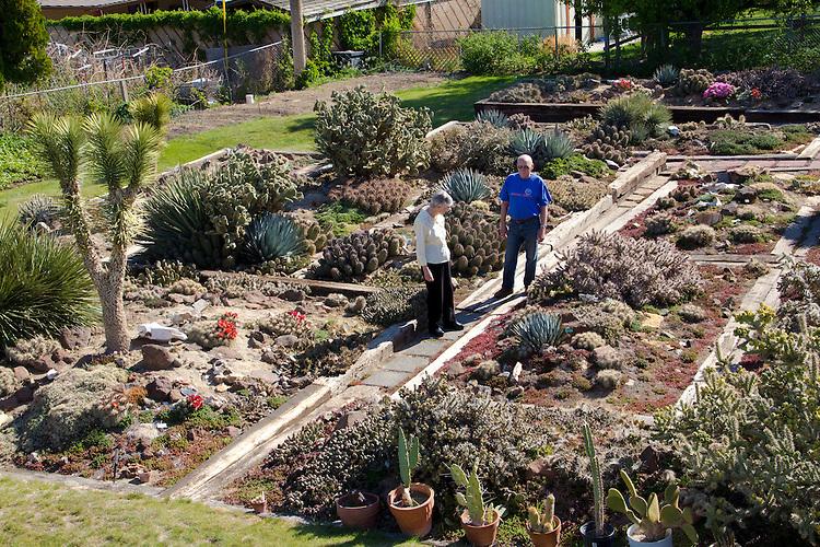 Yakima, Hillside Desert Botanical Garden, Ron McKitrick, Backyard Cactus  Gardens, Eastern Washington