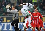 Fussball 1.Bundesliga 2009/2010, VFL Wolfsburg - 1. FC Koeln