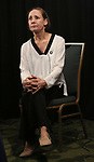 Laurie Metcalf attends the 2017 Tony Awards Meet The Nominees Press Junket at the Sofitel Hotel on May 3, 2017 in New York City.