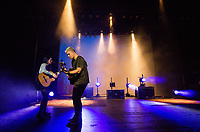 MIAMI, FL - NOVEMBER 25:  Rodrigo Y Gabriela perform during the Tenth Year Anniversary Tour at The Fillmore Miami Beach, Florida, November 25, 2017. Photo By mpi140/MediaPunch /NortePhoto NORTEPHOTOMEXICO