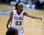 Tulane vs. Houston (Women's Basketball 2011)