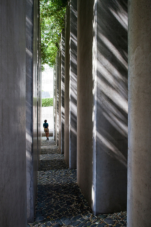 Garden of Exile, Jewish Museum, Berlin, Germany