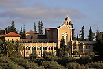 The Trappist Monastery in Latrun