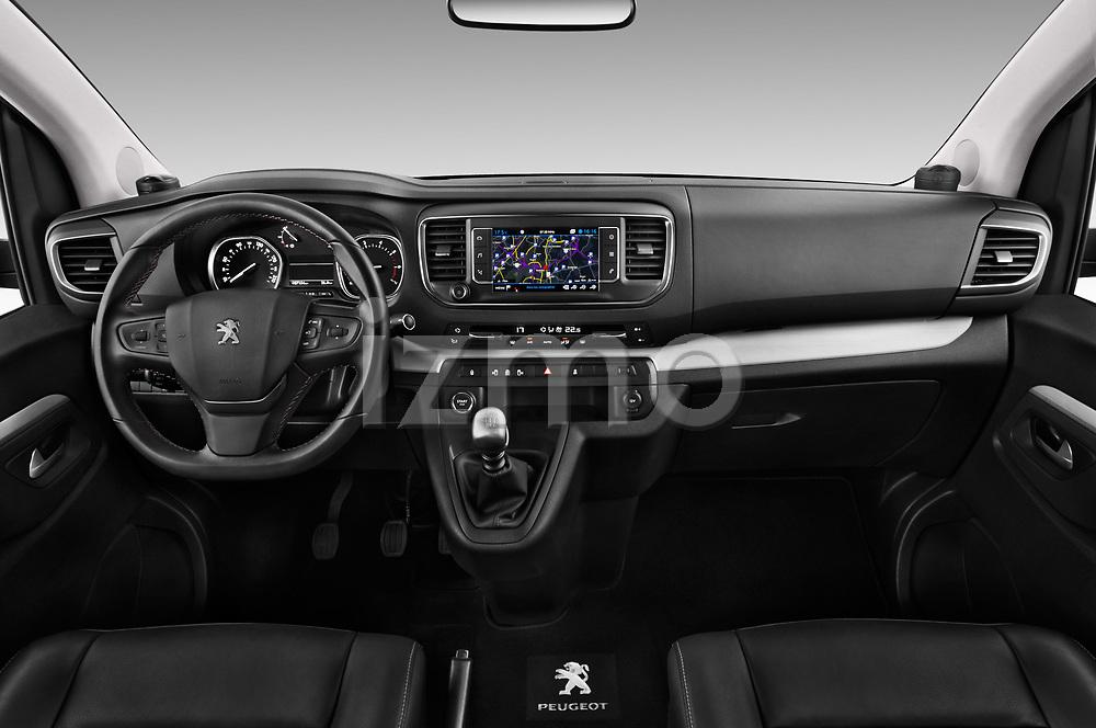 2017 Peugeot Traveller Allure 4 Door Passenger Van Dashboard