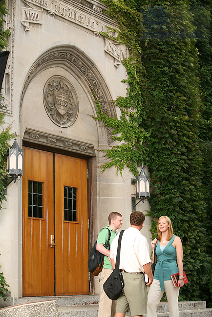 Law School North entrance
