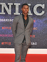 Kedar Williams-Stirling at the &quot;Maniac&quot; UK TV premiere, Southbank Centre, Belvedere Road, London, England, UK, on Thursday 13 September 2018.<br /> CAP/CAN<br /> &copy;CAN/Capital Pictures