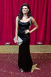 © Licensed to London News Pictures . 16/05/2015 .  The Palace Hotel , Manchester , UK . Twinnie-Lee Moore . The red carpet at the 2015 British Soap Awards , The Palace Hotel , Oxford Road , Manchester . Photo credit : Joel Goodman/LNP