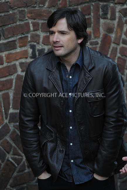 WWW.ACEPIXS.COM . . . . . ....March 13 2009, New York City....Actor Matthew Settle on the set of 'Gossip Girl' on the Upper East Side of Manhattan on March 13 2009 in New York City.......Please byline: KRISTIN CALLAHAN - ACEPIXS.COM.. . . . . . ..Ace Pictures, Inc:  ..(212) 243-8787 or (646) 679 0430..e-mail: picturedesk@acepixs.com..web: http://www.acepixs.com
