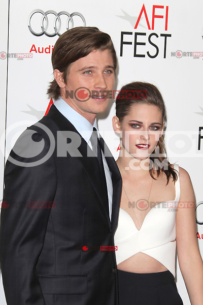 HOLLYWOOD, CA - NOVEMBER 03: Garrett Hedlund and Kristen Stewart at the 'On The Road' premiere during the 2012 AFI Fest presented by Audi at Grauman's Chinese Theatre on November 3, 2012 in Hollywood, California. Photo By mpi22/MediaPunch Inc. .<br /> ©NortePhoto
