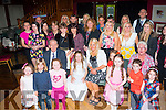 It's your party<br /> -----------------<br /> Jasmine O'Sullivan,Cahill's pk,Tralee had a great party with all her family after she received her first holy communion last Saturday in O'Donnell's,Tralee
