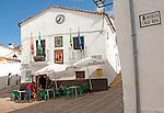 Village of Castano de Robledo, Sierra de Aracena, Huelva province, Spain