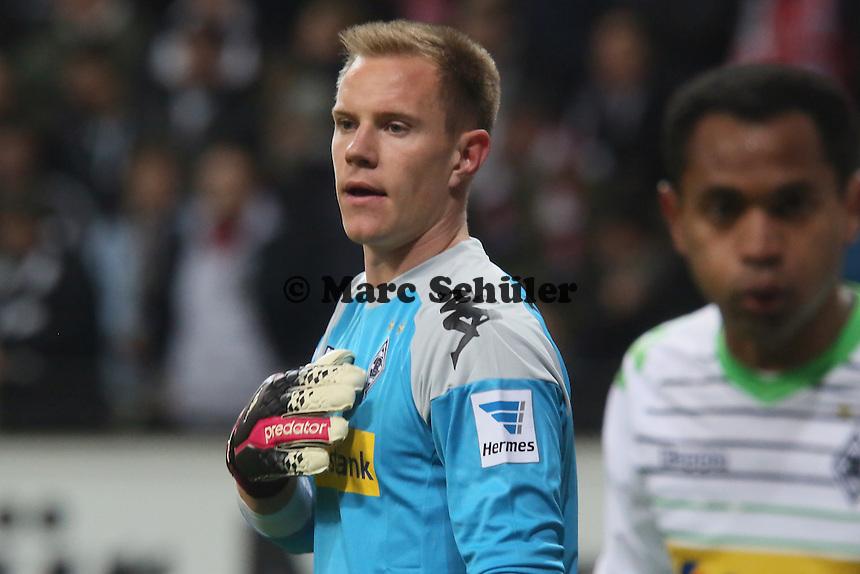 Marc-Andre ter Steegen (Gladbach) - Eintracht Franfurt vs. Borussia Mönchengladbach, Commerzbank Arena