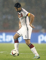 Germany's Khedira during international friendly match.November 18,2014. (ALTERPHOTOS/Acero) /NortePhoto<br /> NortePhoto.com