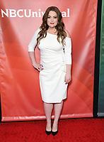 11 January 2020 - Pasadena, California - Lauren Ash. NBCUniversal Winter Press Tour 2020 held at Langham Huntington Hotel. Photo Credit: Birdie Thompson/AdMedia
