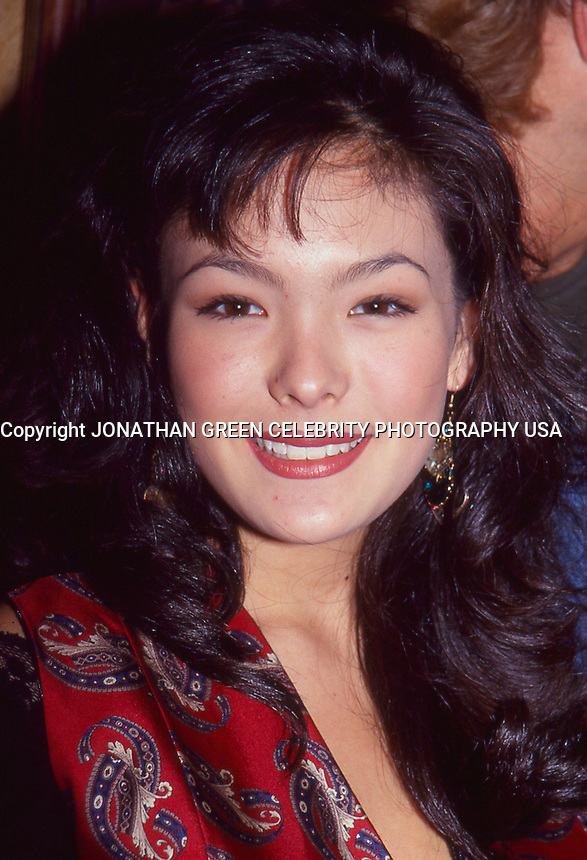 Lindsay Price 1992 by Jonathan Green