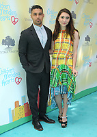 11 June 2017 - Los Angeles, California - Wilmer Valderrama, Rowan Blanchard. Children Mending Hearts' 9th Annual Empathy Rocks held at Private Residence in Los Angeles. Photo Credit: Birdie Thompson/AdMedia
