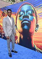 "LOS ANGELES - JULY 08: Cast member Damson Idris attends the Red Carpet Event for FX's ""Snowfall"" Season Three Premiere Screening at USC Bovard Auditorium on July 8, 2019 in Los Angeles, California. (Photo by Frank Micelotta/PictureGroup)"