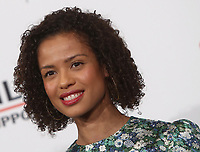 "L'attrice britannica Gugu Mbattha-Raw posa durante un photocall per la presentazione del film ""Motherless Brooklyn"" alla 14^ Festa del Cinema di Roma all'Aufditorium Parco della Musica di Roma, 17 ottobre 2019.<br /> Britosh actress Gugu Mbattha-Raw poses for a photocall to present the movie ""Motherless Brooklyn"" during the 14^ Rome Film Fest at Rome's Auditorium, on 17 october 2019.<br /> UPDATE IMAGES PRESS/Isabella Bonotto"