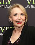 Julie Halston attends the Off-Broadway Opening Night arrivals for 'Vitaly: An Evening of Wonders' at the Westside Theatre on June 20, 2018 in New York City.