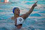LOS ANGELES, CA - DECEMBER 03:  Quinten Osborne (2) of UCLA celebrates during the Division I Men's Water Polo Championship held at the Uytengsu Aquatics Center on the University of Southern California campus on December 3, 2017 in Los Angeles, California. UCLA defeated USC 5-7 to win the National Championship. (Photo by Justin Tafoya/NCAA Photos via Getty Images)