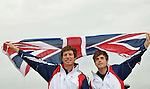 09/01/2012 - TeamGB announces 2 more sailors for the Olympics - ExCel - London