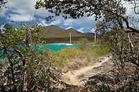 Salt Pond Bay<br /> St. John<br /> Virgin Islands National Park
