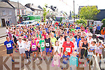 Over 220 friends and family of the late Valerie Edwordy took part in a 5K memorial run on Friday evening to honor Valerie, with all proceeds collected going to the Cahersiveen Hospice.