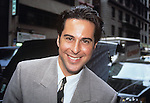 "Jonathan Silverman of the NBC series ""The Single Guy"" pictured at the NBC announcement of their new fall line up in New York City on May 13, 1995."