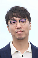 CANNES, FRANCE - MAY 11: Jong-bin Yoon attends the 'The Spy Gone North (Gongjak)' Photocall during the 71st annual Cannes Film Festival at Palais des Festivals on May 11, 2018 in Cannes, France. <br /> CAP/GOL<br /> &copy;GOL/Capital Pictures