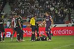 Atlético Junior y Atlético Nacional igualaron 1-1 en Barranquilla. Partido de ida de la semifinal de la Liga Águila I-2016