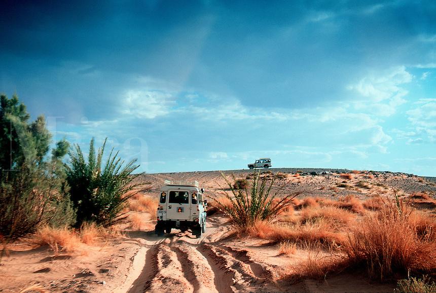 Morocco, Sahara<br />