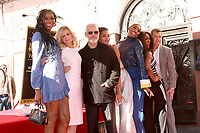 LOS ANGELES - DEC 4:  Dominique Jackson, Judith Light, Ryan Murphy, Indya Moore, NeNe Leakes, Angela Bassett, Peter Krause at the Ryan Murphy Star Ceremony on the Hollywood Walk of Fame on December 4, 2018 in Los Angeles, CA