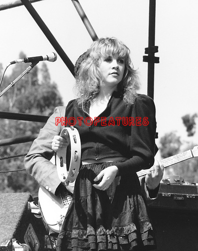 Fleetwood Mac 1983 Stevie Nicks