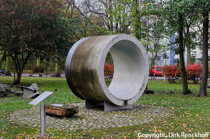 Museum Wasserforum in Rothenburgsort, Hamburg, Deutschland