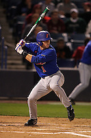 March 2, 2010:  Bryson Smith of the Florida Gators during a game at Legends Field in Tampa, FL.  Photo By Mike Janes/Four Seam Images