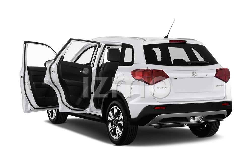 Car images close up view of a 2019 Suzuki Vitara Grand Luxe Xtra 5 Door SUV doors