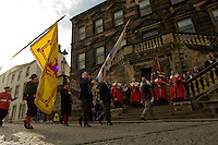 2011 LINLITHGOW MARCHES DEACONS 1ST NIGHT