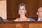 Queen Letizia of Spain during the Princess of Asturias Awards concert in Oviedo . October 17, 2019.. (ALTERPHOTOS/ Francis Gonzalez)